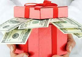 Gifting minors