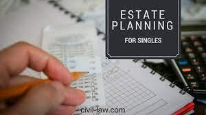 Estate Plan Singles