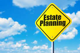 Estate planning cloud